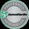 James Hardie Preferred Remodel