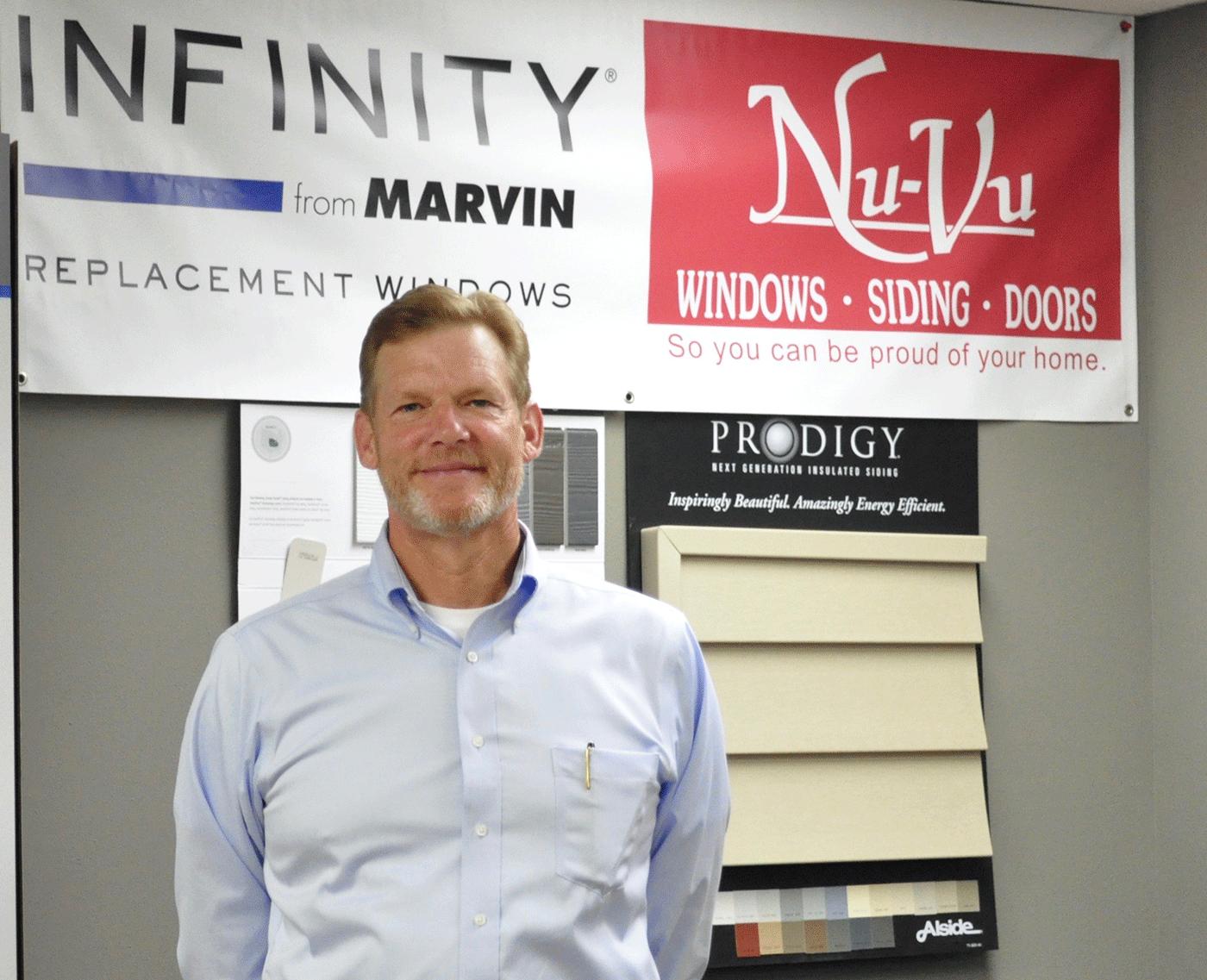 Tony Preuninger Owner NuVu Windows Doors