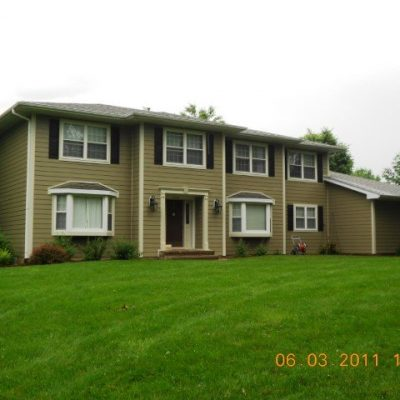 James Hardie Replacement Siding in Cedar Rapids
