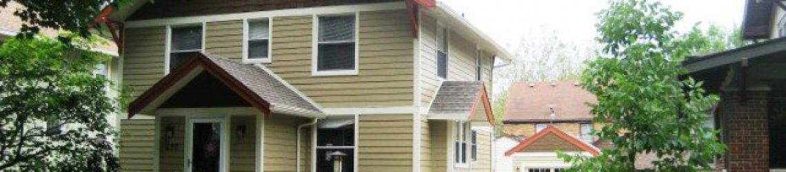 Des Moines - James Hardie Siding Light Brown